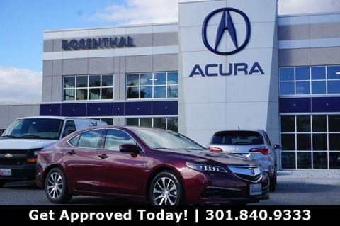 Certified Pre-Owned 2016 Acura TLX 2.4 8-DCT P-AWS with Technology Package