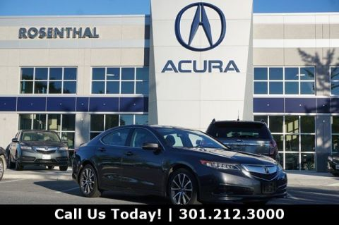 Pre-Owned 2015 Acura TLX 3.5 V-6 9-AT P-AWS with Technology Package