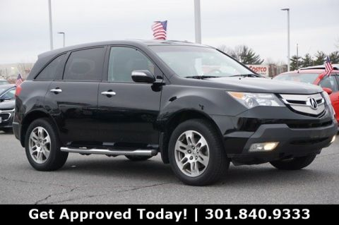 Pre-Owned 2008 Acura MDX Technology Package