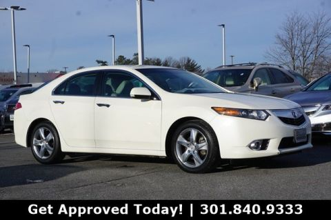 Pre-Owned 2011 Acura TSX Technology Package