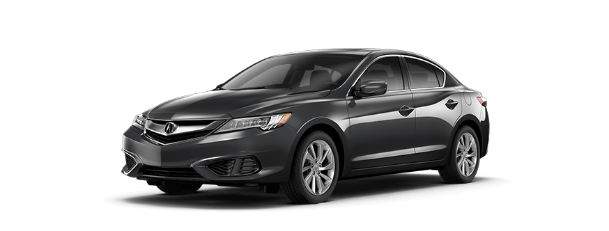 New Acura ILX With Premium Package Sedan In Gaithersburg - Acura ilx 2018 black