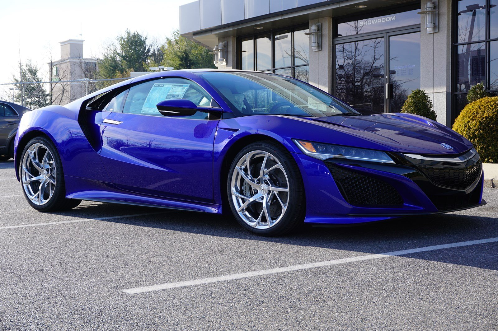 New 2017 Acura NSX Coupe in Gaithersburg #003 | Rosenthal Acura