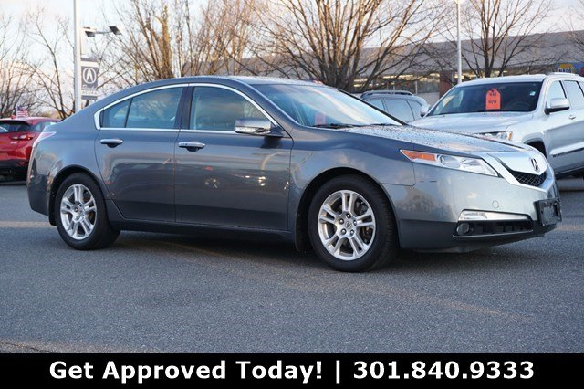 Pre-Owned 2010 Acura TL Tech