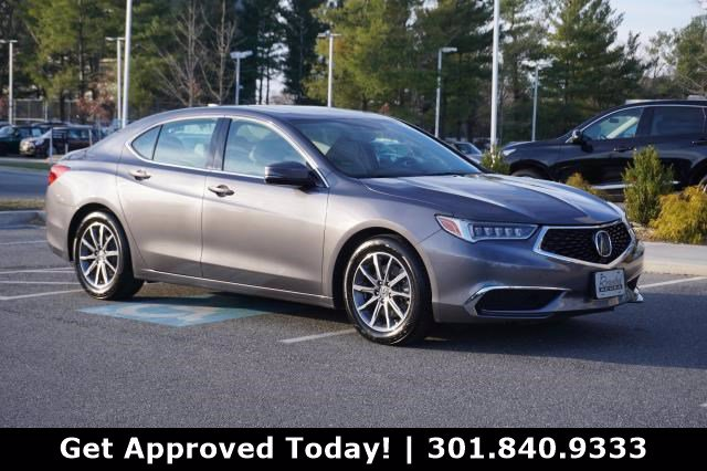 Pre-Owned 2019 Acura TLX w/Technology Pkg