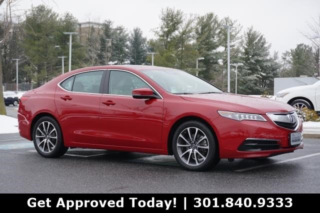 Certified Pre Owned 2017 Acura Tlx 3 5 V 6 9 At Sh Awd With Technology Package