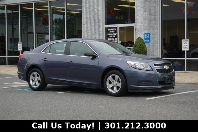 Pre Owned 2013 Chevrolet Malibu Ls Fwd Sedan