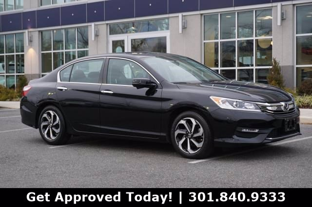 Pre-Owned 2016 Honda Accord Sedan EX