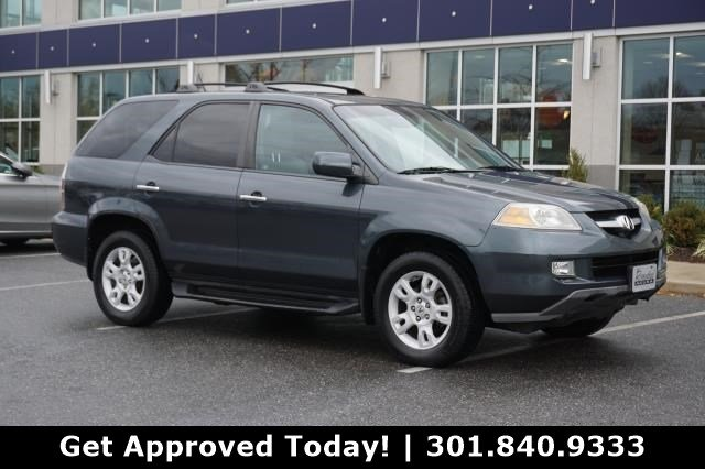 Pre-Owned 2004 Acura MDX Touring Pkg w/Navigation