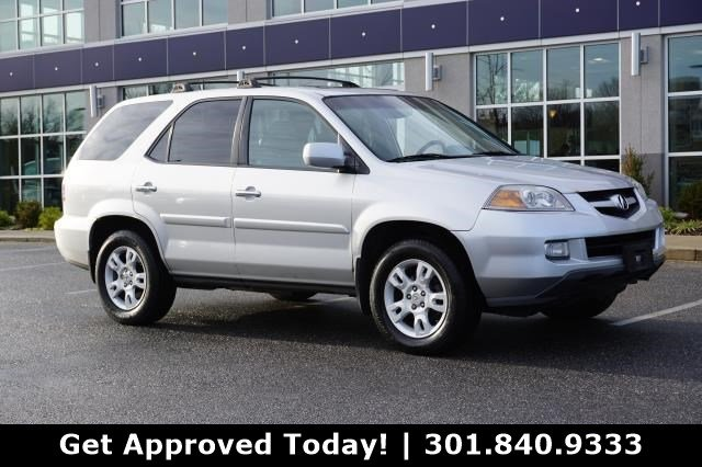 Pre-Owned 2006 Acura MDX Touring RES w/Navi