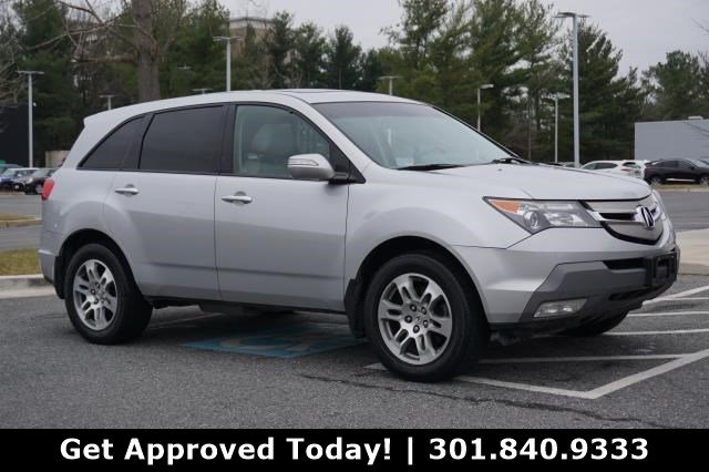 Pre-Owned 2008 Acura MDX Tech/Pwr Tail Gate