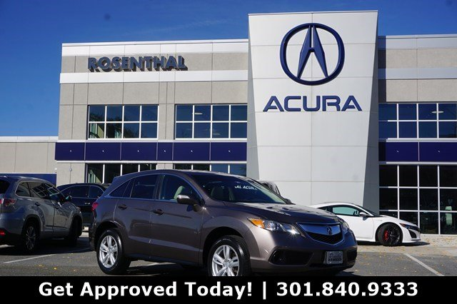 Pre-Owned 2013 Acura RDX 4DR FWD