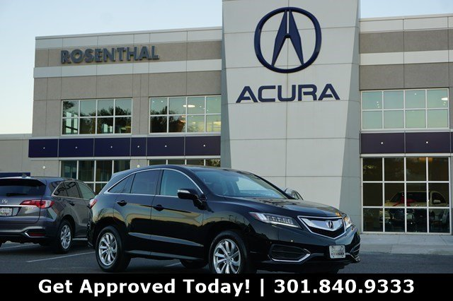 Pre-Owned 2016 Acura RDX Technology Package