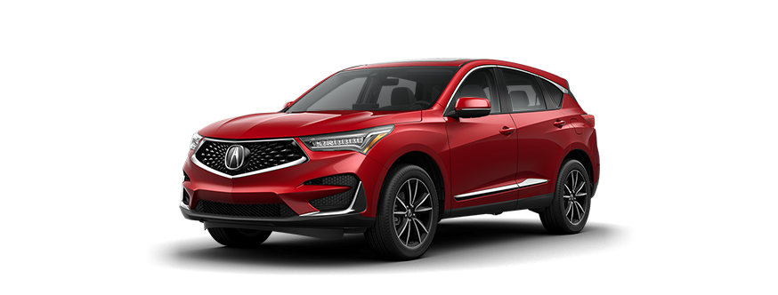 New 2019 Acura Rdx Sh Awd W Technology Pkg