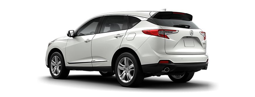 New 2019 Acura Rdx Sh Awd With Advance Package