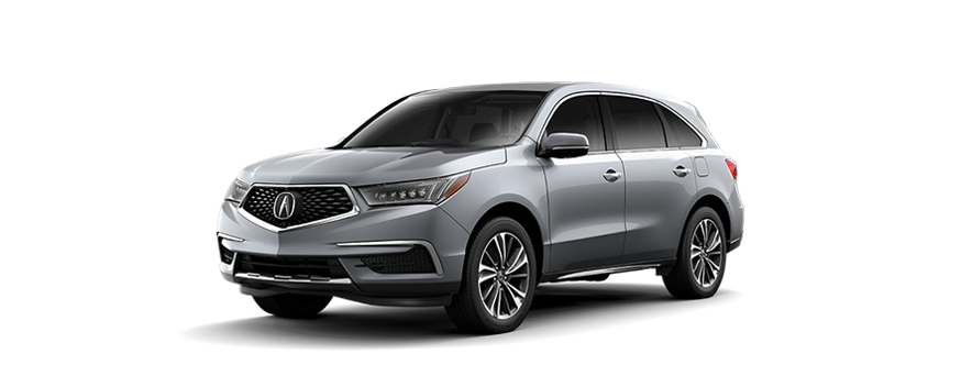 New 2018 Acura Mdx Sh Awd With Technology Package