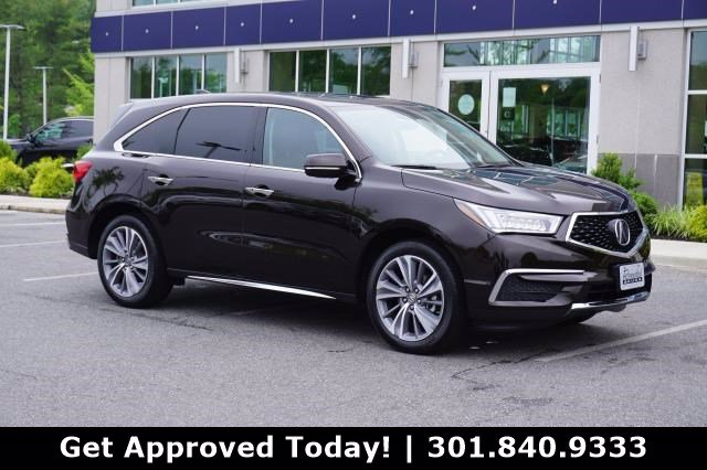 Pre-Owned 2018 Acura MDX 3.5L Technology Package