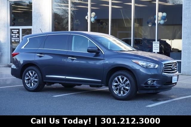 Pre-Owned 2014 INFINITI QX60 4DR AWD
