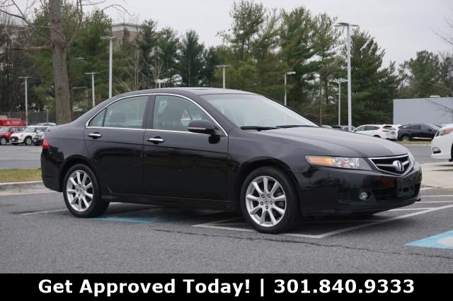 Pre-Owned 2007 Acura TSX 4DR SDN AT