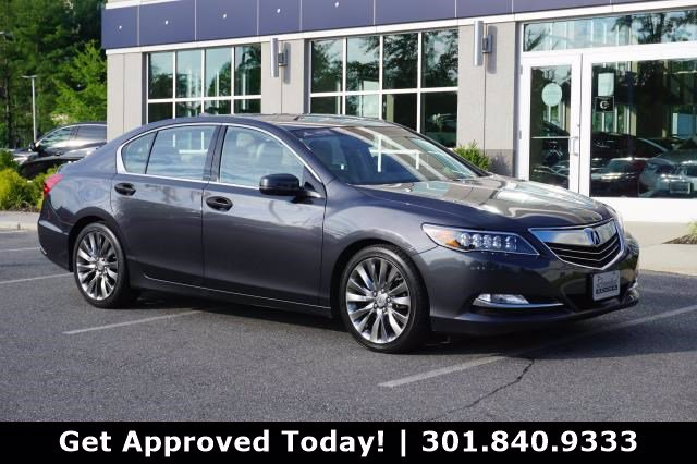 Certified Pre-Owned 2017 Acura RLX with Technology Package