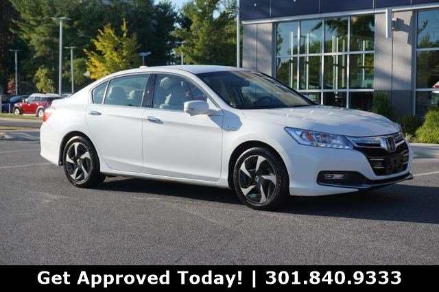 Pre-Owned 2014 Honda Accord Plug-in Hybrid 4DR CVT