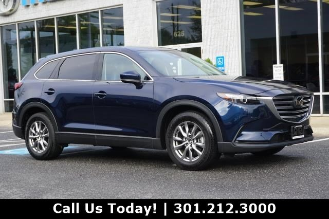 Pre-Owned 2018 Mazda CX-9 Touring