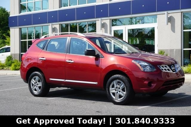 Nissan Rogue Select >> Pre Owned 2015 Nissan Rogue Select S Awd
