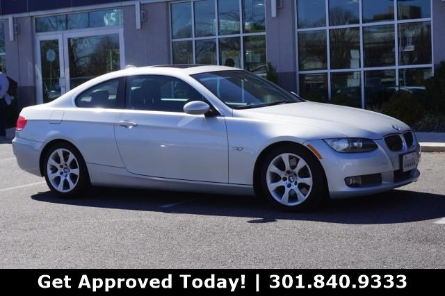 Pre-Owned 2008 BMW 3 Series 335i