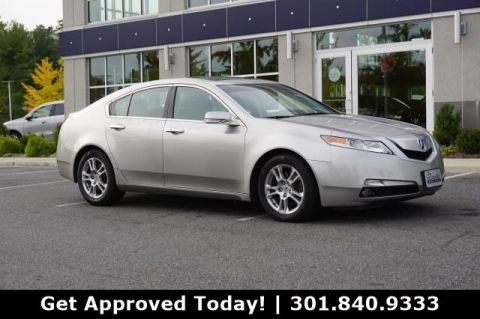 Pre-Owned 2010 Acura TL Tech 18 Wheels