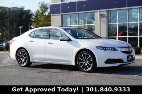 Pre-Owned 2016 Acura TLX V6 Tech