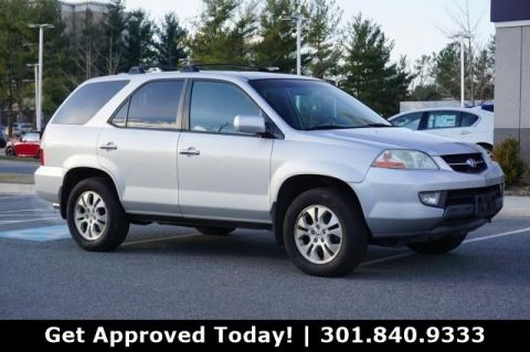 Pre-Owned 2003 Acura MDX Touring Pkg w/Navigation System