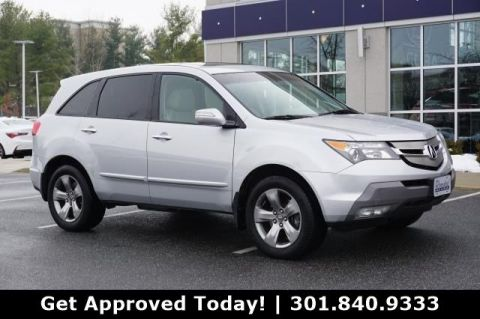 Pre-Owned 2007 Acura MDX Sport/Entertainment Pkg