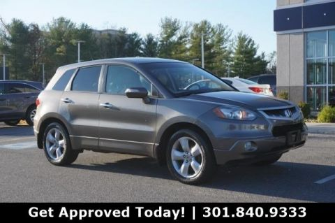 Pre-Owned 2008 Acura RDX 4DR 4WD AT