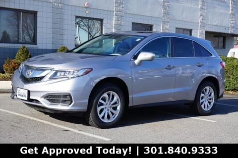 Certified Pre-Owned 2016 Acura RDX with AcuraWatch Plus