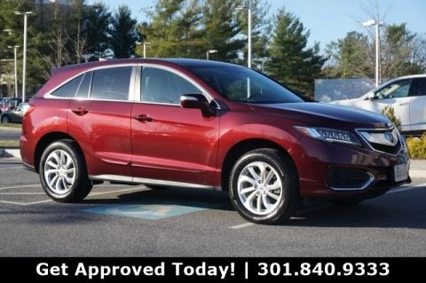 Pre-Owned 2016 Acura RDX 4DR FWD
