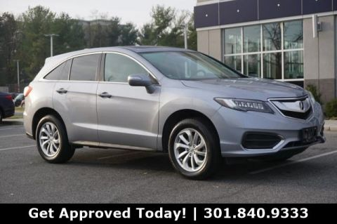 Pre-Owned 2016 Acura RDX 4DR AWD