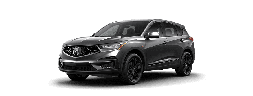 New 2019 Acura RDX SH-AWD with A-Spec Package