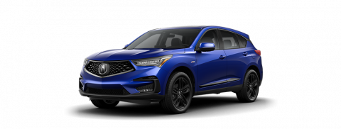 New 2020 Acura RDX w/A-Spec Package