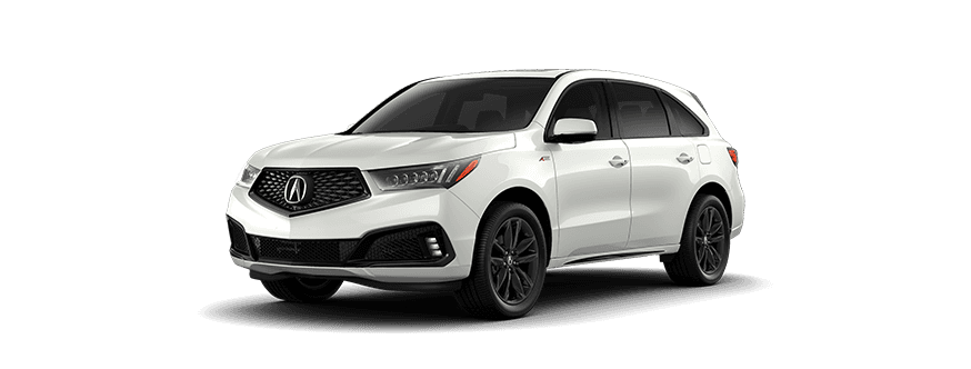 New 2020 Acura MDX SH-AWD with A-Spec Package