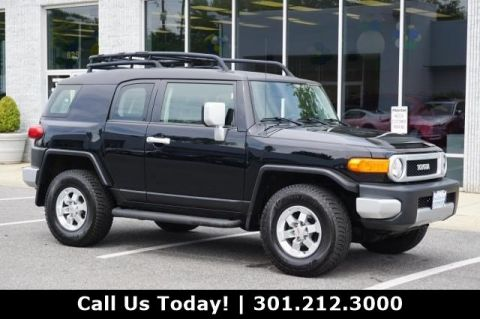 Pre-Owned 2012 Toyota FJ Cruiser 4DR 4WD AT
