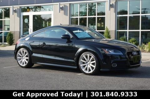 Pre-Owned 2014 Audi TT 2.0T quattro Premium Plus Coupe AWD