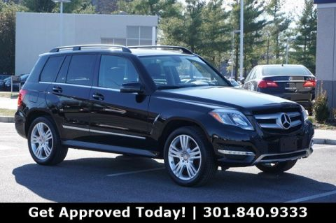 Pre-Owned 2015 Mercedes-Benz GLK GLK 350 AWD