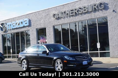 Pre-Owned 2014 Mercedes-Benz C-Class 4DR SDN C300 4MAT AWD