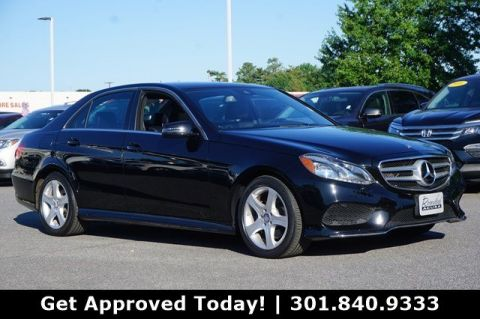 Pre-Owned 2014 Mercedes-Benz E-Class E 350 Luxury AWD
